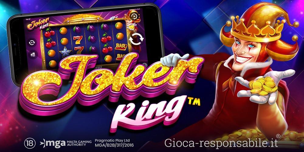 joker king slot recensione