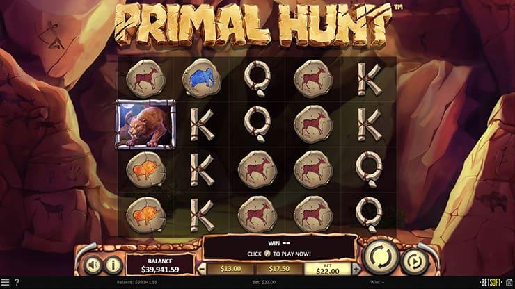 Primal Hunt Slot Betsoft Gratis