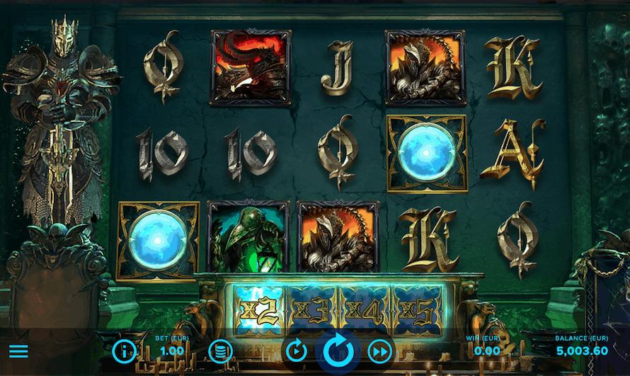 dark king forbidden riches slot netenet gratis