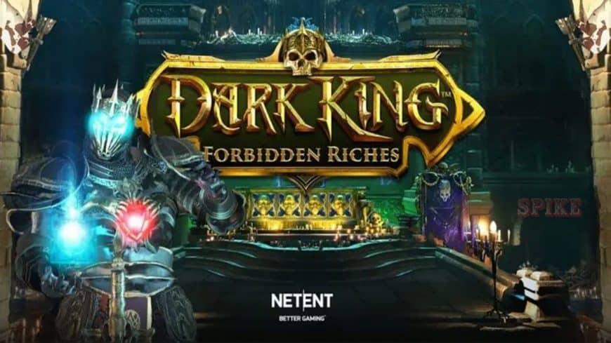 dark king forbidden riches slot netent
