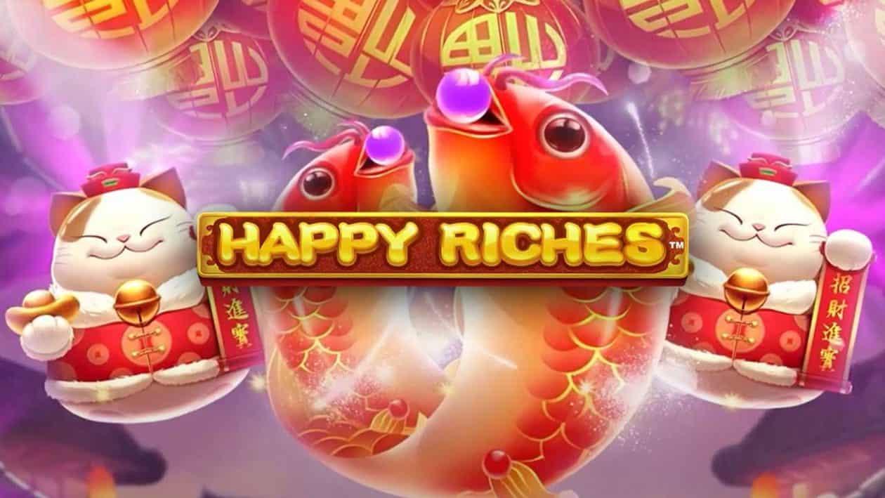 Happy-Riches-Slot-Netent