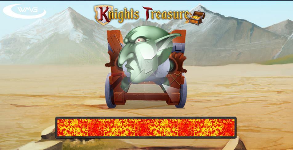 Knights Treasure Slot WMG