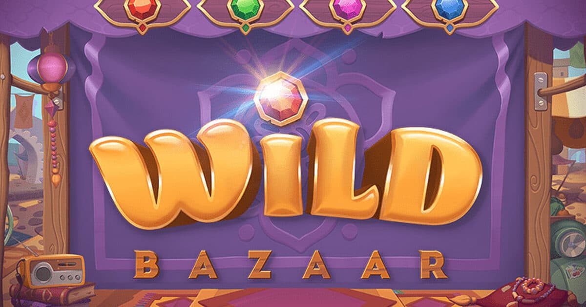 Wild Bazar slot netent