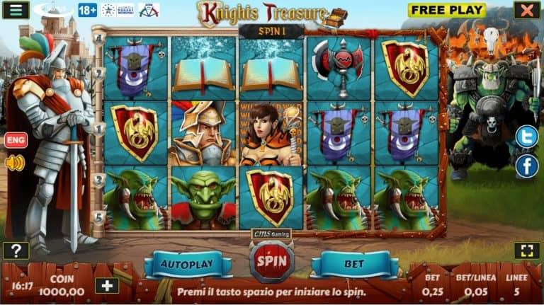 knights-treasure-slot-WMG Gratis