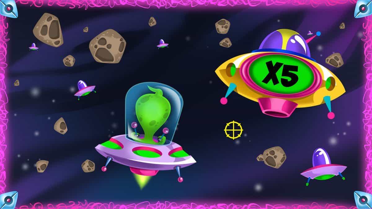 lucky aliens slot