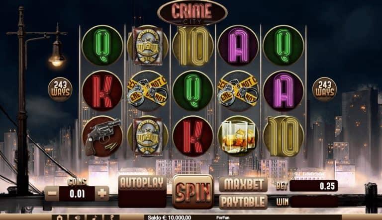 crime city slot gratis tuko