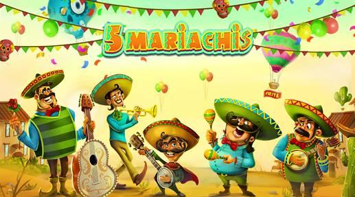 5 Mariachis Habanero
