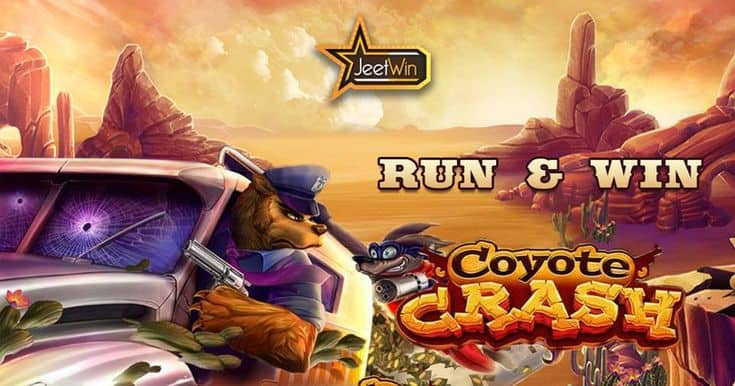 Coyote Crash Slot Habanero