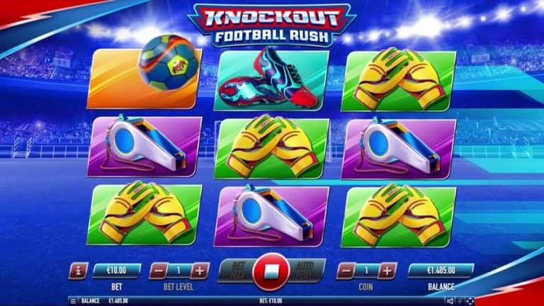 knockout football slot gratis