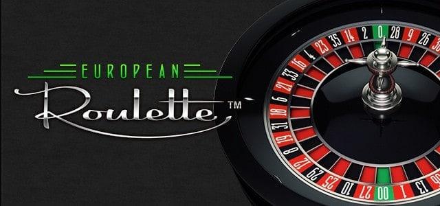 European Roulette Netent Gratis